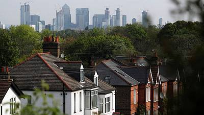 Fewest UK homes being put on sale since 2016 as Brexit nears - RICS