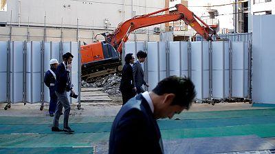 Japan's soft machinery orders heighten doubts over business spending