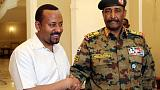 Ethiopia's peacemaking prime minister emerges as a Nobel favourite