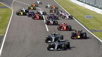 F1 monitoring Typhoon Hagibis ahead of Japanese Grand Prix