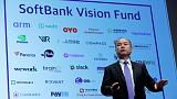 Factbox: Snakes and ladders - SoftBank Vision Fund's climbing, sliding valuations