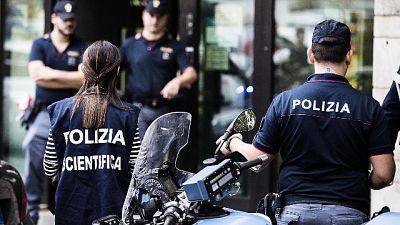 Rapine in banca a Milano, 5 arresti