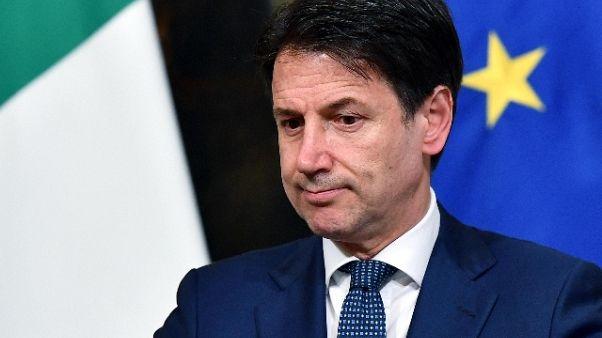 Conte,Italia ha primato in green economy