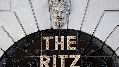 Yours for $1 billion only: the glamour of the London Ritz