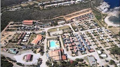 Sigilli a 97mila mq camping in Sardegna