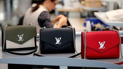 LVMH eases fears over Hong Kong hit, lifting luxury stocks