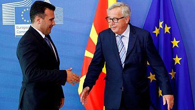 France opposes EU membership talks with North Macedonia, Albania - diplomats