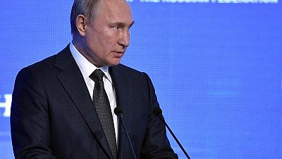 Putin says Russia is fully complying with WADA anti-doping requirements