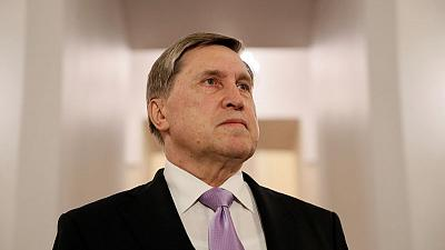 Kremlin to Ukraine: pull back troops before we discuss summit