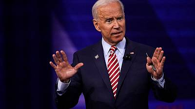 Biden would withhold foreign aid to countries that discriminate against LGBTQ people
