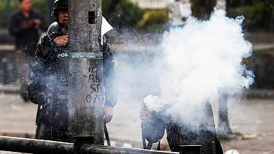 At least one killed in unrest in Ecuador during national strike - ombudsman