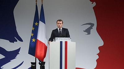 International donors to pledge 13.8 billion euros to tackle AIDS - Macron