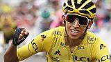 Ciclismo: Bernal vince 'Gran Piemonte'