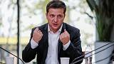 Ukraine, Russia resume blame game as peace process hits roadblock