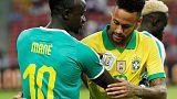 Brazil held to 1-1 draw by Senegal in friendly