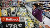 U.S. consumer inflation muted; labour market tightening
