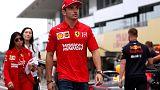 Motor racing: Leclerc is Ferrari's new number one, says Hamilton