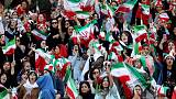 Iran thrill female fans amid Asian qualifying goal rush