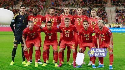 Euro 2020: Belgio prima qualificata