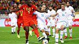 Belgium thrash San Marino 9-0 to qualify for Euro 2020
