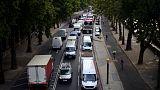 UK car insurance premiums fall 1% in third quarter - survey