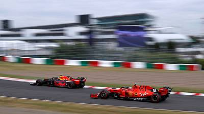 F1 cancels all Saturday running due to Typhoon Hagibis
