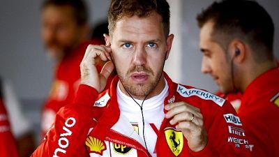 "F1, Vettel ""meteo un pò pazzo ci aiuta"""