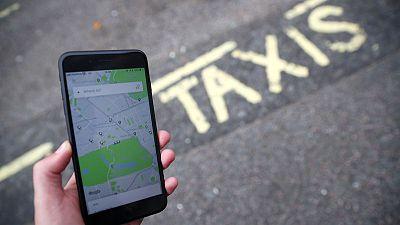 Uber faces UK tax challenge