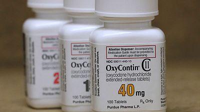 OxyContin maker Purdue begins showdown to halt opioid lawsuits