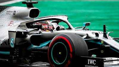 F1: in Giappone Hamilton su orme Schumi