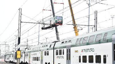 Treno Pioltello,in 100 chiederanno danni