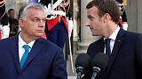 Amid fury in Paris, Macron warns EU of institution crisis over Commission jobs