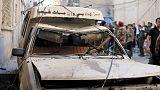 Car bomb hits Syrian Kurdish-held city of Qamishli-SDF official