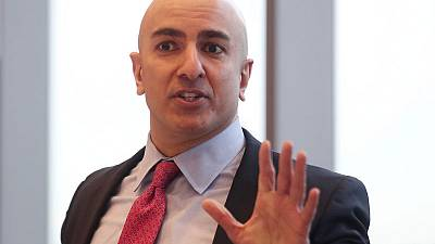 Fed's Kashkari says officials should consider yield-curve control as a potential tool