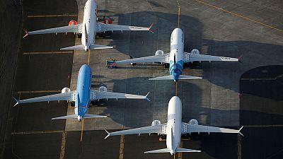 United Airlines cancels Boeing 737 MAX flights until Jan. 6