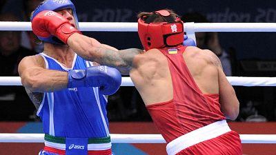 Boxe:Italia-Argentina,Casamonica azzurro