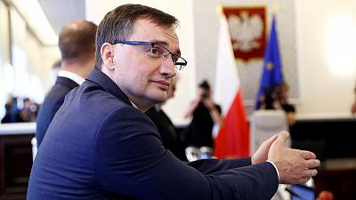 Poland's justice minister lays out court reform plans before election