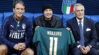 Mancini chiama Mihajlovic, maglia n.11