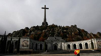Spain to shut mausoleum ahead of dictator Franco's exhumation
