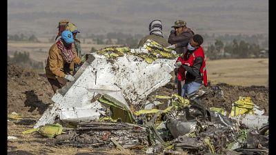 Aereo Ethiopia,tornano i resti dei morti