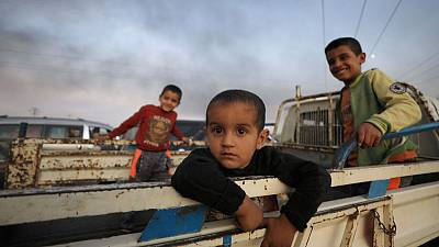 As new Syrian exodus unfolds, some fear they will never go home