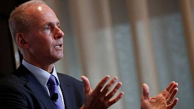 Boeing's board separates CEO, chairman roles