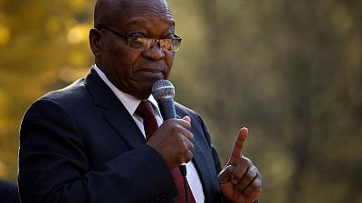 South Africa's Zuma to face corruption trial after court denies stay of prosecution