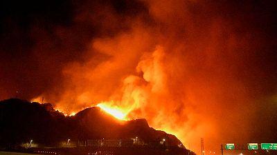 California's new normal - evacuating wildfires yet again