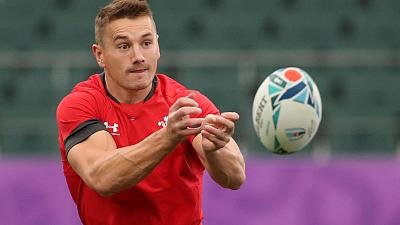 Davies injury better than we feared, says Wales assistant coach