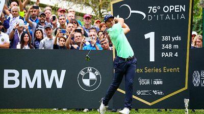 Golf: Open Italia, attesa per Pavan
