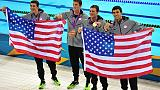 Doping: olimpionico Usa Dwyer si ritira