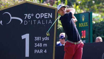 Open Italia: Pavan rimonta