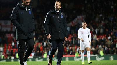 Southgate's formation headache causing problems for England