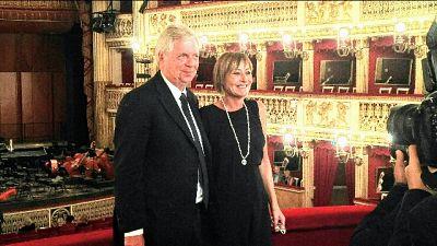 Lissner a Napoli, San Carlo teatro sano
